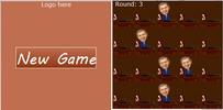 Thumbnail javascript game, (bush shoe)